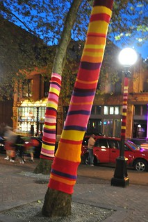 Yarn bombing | by jimculp@live.com / ProRallyPix
