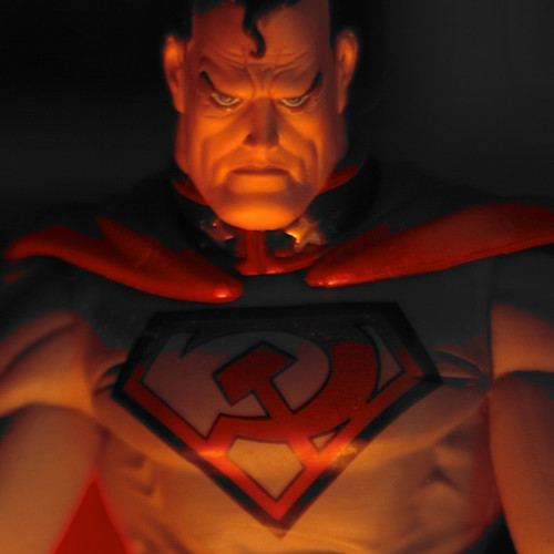 Russian Superman Red Son Superman Red Son | by
