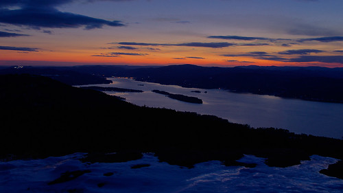 Fire and Ice: Lake George The Queen Of American Lakes | by Mountain Visions