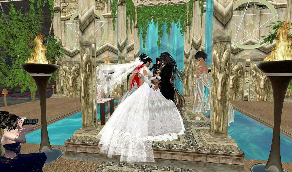 Darq And Angel S Collaring Ceremony