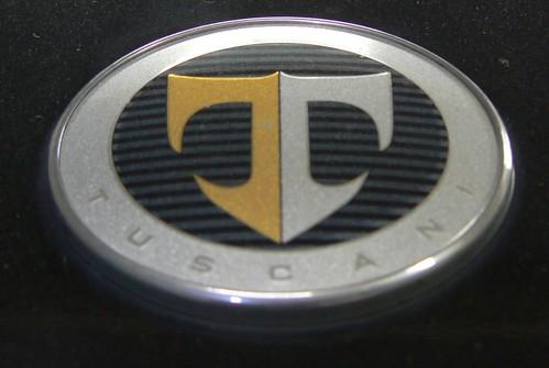 Hyundai Tuscani Logo