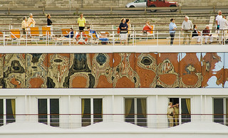 Danube cruise ship reflections | by Dennis in Shoreham-by-Sea ( LRPS )