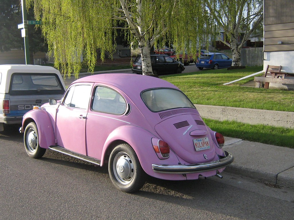 cars motion to beetle three know pink front pinkbeetle quarter trend things in about volkswagen the motor