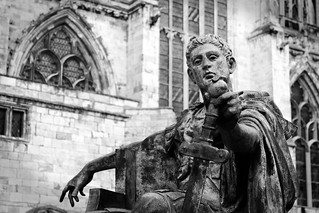 Constantine the Great | by adavison86