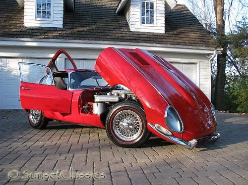 ... 1967 Jaguar XKE 2+2 Coupe | By Sunset Classics