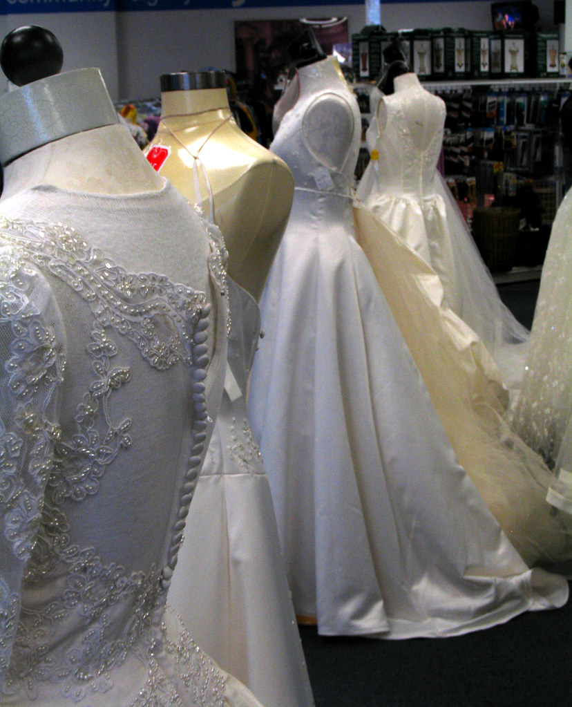 2007 12 16 3 Goodwill Wedding Dresses Wedding Dress Flickr
