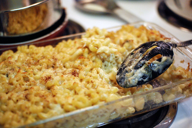 Baked Macaroni And Cheese From Jamie Oliver 39 S Cookbook