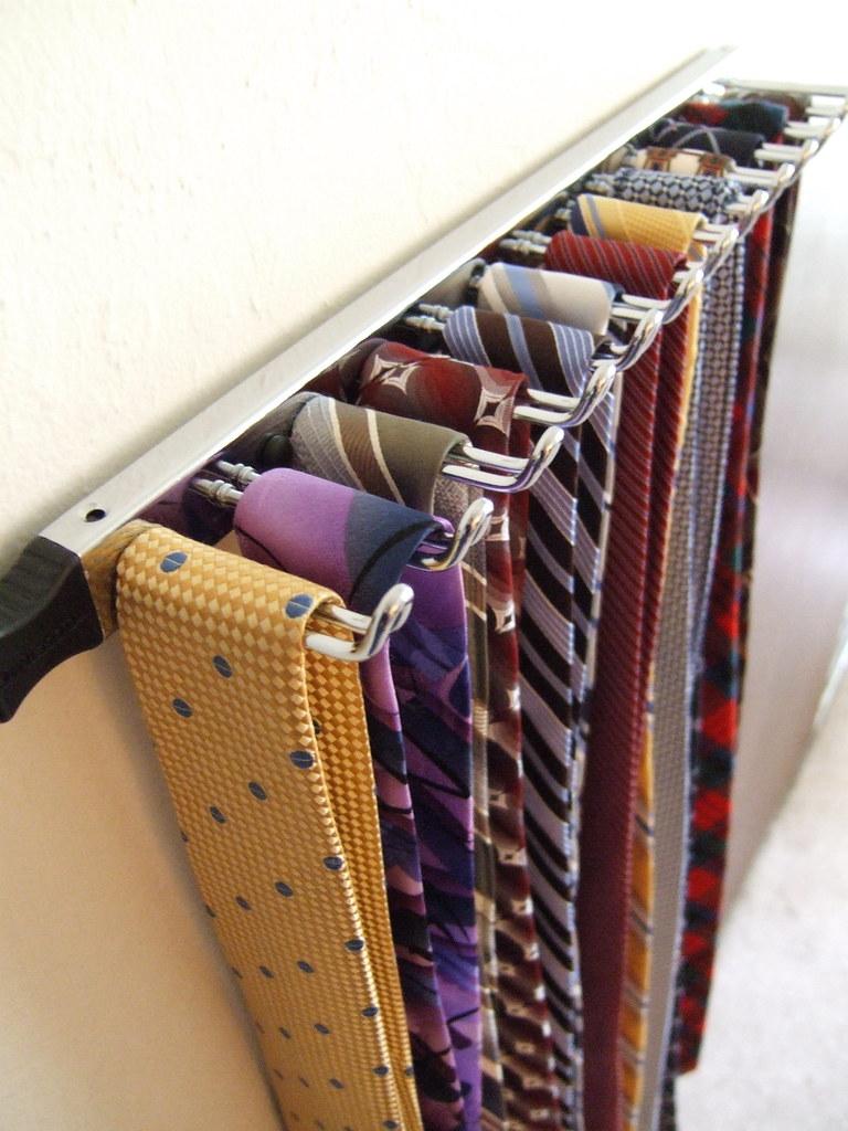 ... Tie Rack (Closetmaid) | By Joebeone