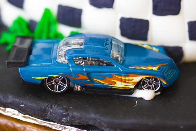 Car Wheel Cake Taiwan