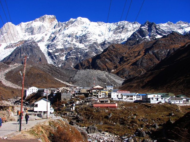 Shri Kedarnath Dham | Situated at an altitude of 11780 ...