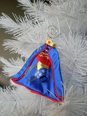 My 2008 Ornament: Wonder Woman! | by CosmoPolitician