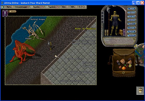 ultima online with rab...