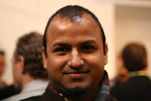 Rafat Ali of PaidContent.org | by b_d_solis
