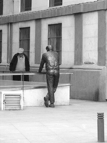 Life Imitates Art in Madrid | by SeppySills