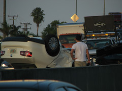 Car Crash on Interstate 95 | by tarmo888