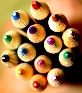 The colorful world of pencils! | by RajRem
