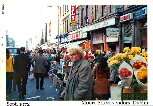 Street Vendors, Moore St. | by ColleenM
