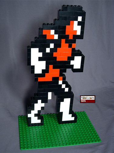 LEGO Simon Belmont | Adapted from the sprite used in the ...
