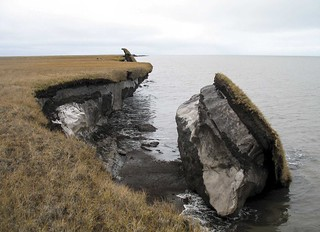 Climate Impacts to Arctic Coasts | by U.S. Geological Survey