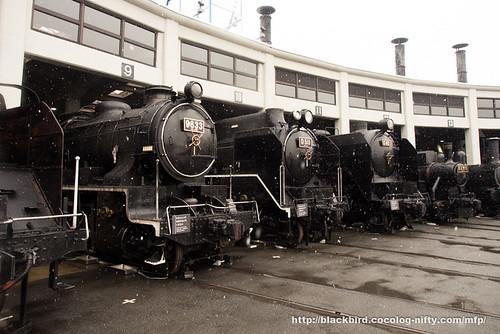Kyoto Railway Museum #07