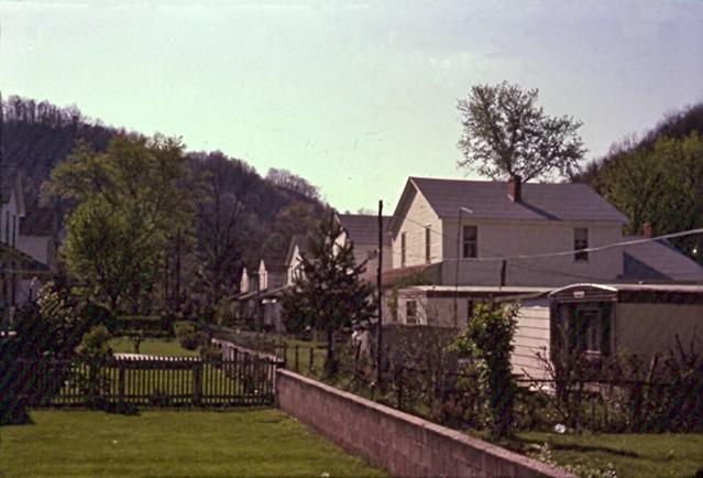 coalwood west virginia  in 1977
