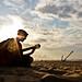 A Guitar on the Beach is Never a Bad Idea