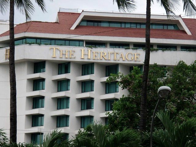 Heritage Hotel Pasay Contact Number