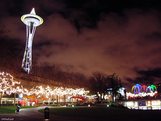 Christmastime @ Seattle Center | by Shutterbug Fotos