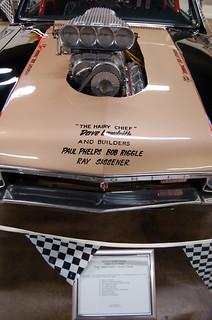 Hurst Hairy Olds Model Car Kit Assembled Youtube