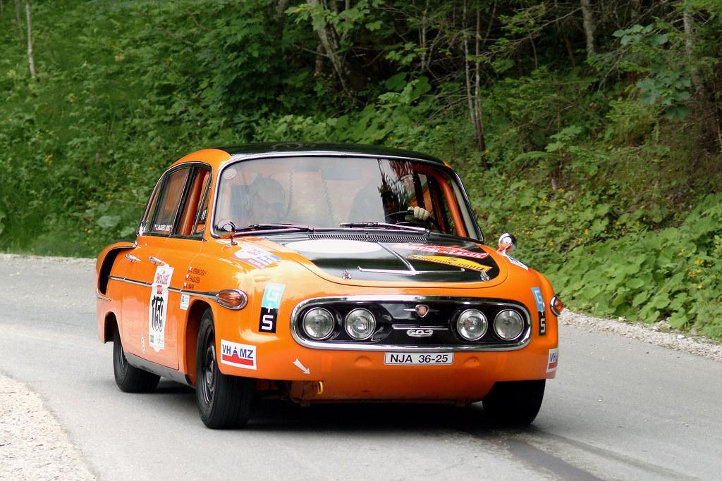 Tatra 603 B5 Ennstal Classic C Бернхард Эггер Bernhard E Flickr