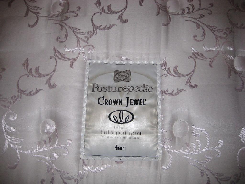 Sealy Posturepedic Crown Jewel Miranda Strangely Brown Flickr