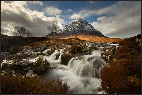 Buachaille Etive Mor | by Ally Mac