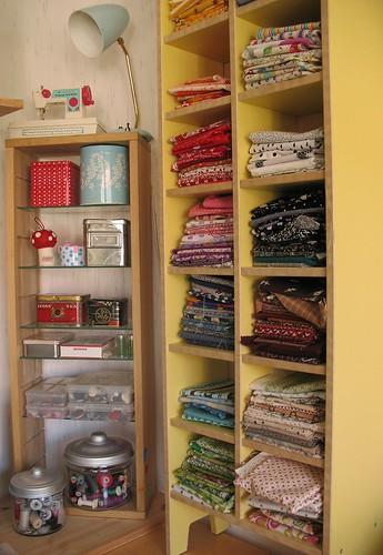 Ikea White Shelves Kitchen