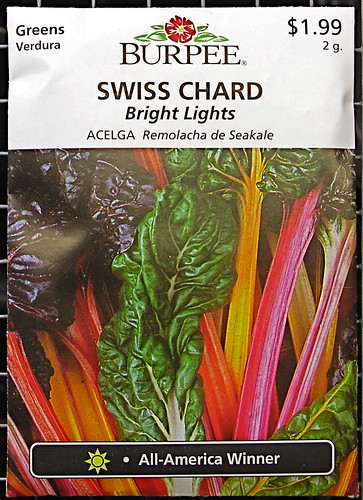 Swiss chard seeds | by normanack