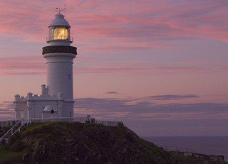 Soft sunset at Byron lighthouse | by Nikonsnapper