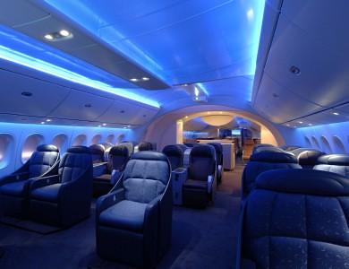 Aerom xico va a renovar flota con 5 boeing 787 8 entra en for Interior 787 aeromexico