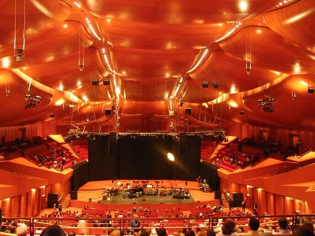 Roma auditorium parco della musica auditorium parco for Auditorium parco della musica sala santa cecilia