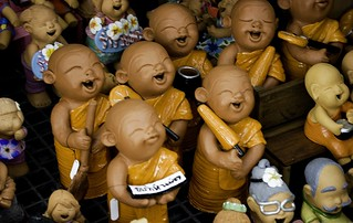 Laughing Monks | by Swami Stream