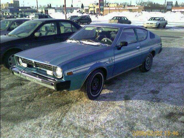 Dodge Arrow GS   In the US there was the Plymouth Arrow - Ca…   Flickr
