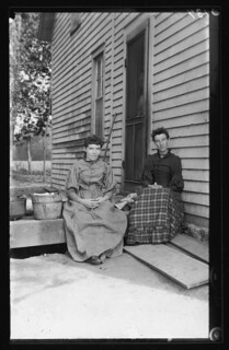 Della M. and Bertha M. Cotton | by Special Collections Department, ISU Library