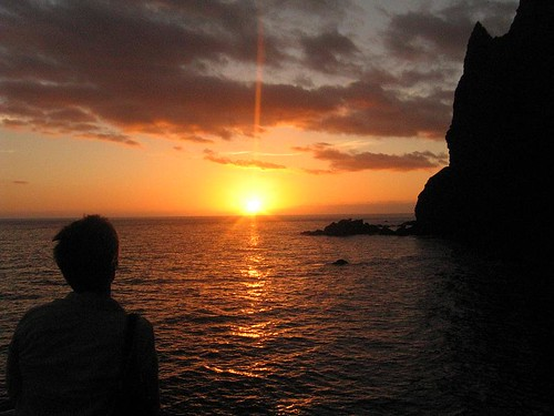 Sunset at Madalena do Mar - Madeira Portugal | by Madeira Island