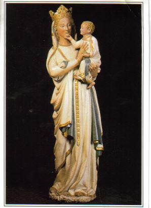 catedral de toledo virgen:
