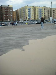 sand vs. boardwalk | by ckirkley