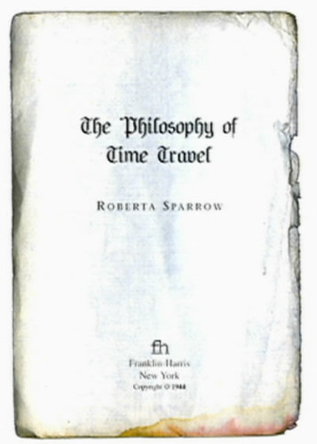 Philosophy Of Time Travel