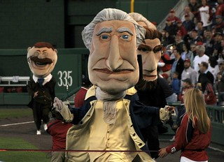 George Washington Wins the Presidents Race | by Scott Ableman