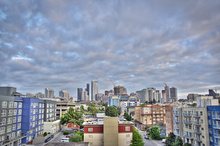 Seattle from South Lake Union | by Randy Wick