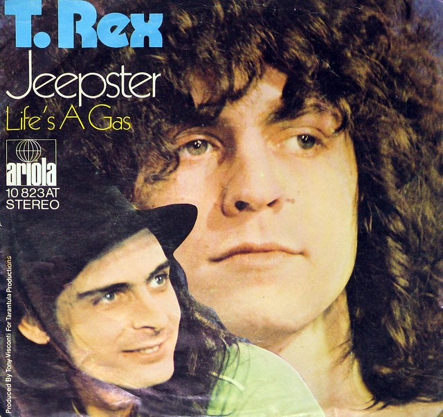 T.Rex Jeepster / It's a Gas