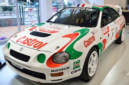 Celica GT-Four (ST205)
