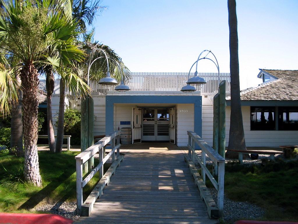 Beachside Cafe Goleta Beach