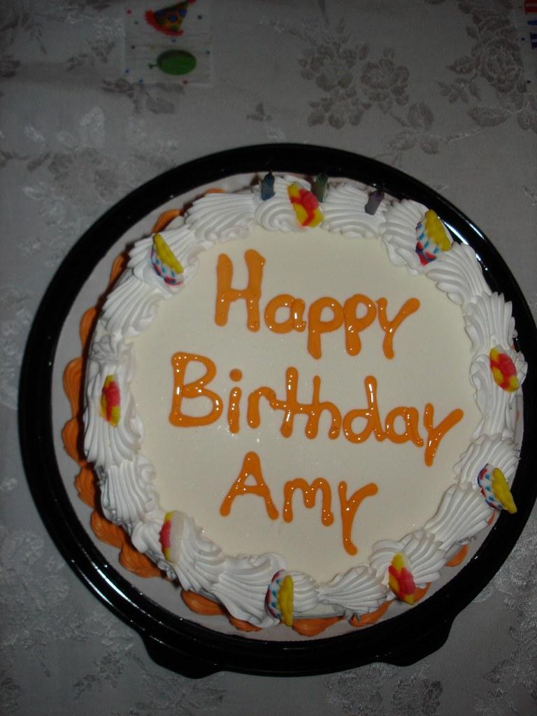 Happy Birthday Jason Cake